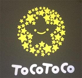 Đèn LOGO cho TocoToco